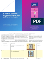Doors a Guide to Approved Document M