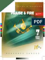 Praise & Fire livret