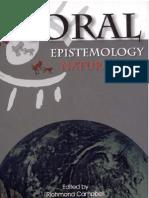 Campbell y Hunter (2000) (Eds) Moral Epistemology Naturalized