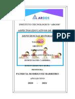 ASPECTOS DE  DIFICULTADES  DEL HABLA