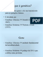 aula 1 revisando genetica
