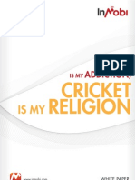 Mobile Is My Addiction; Cricket Is My Religion
