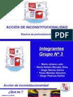 ACCIÓN DE INCONSTITUCIONALIDAD EXPO