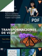 Transformaciones de vida