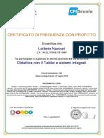 Naccari_Letterio_Didattica con il Tablet e sistemi integrati_Certificato_compressed