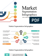 Market Segmentation Infographics by Slidesgo