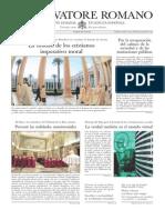 3001 L'Osservatore Romano 05-11