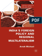 India's Foreign Policy (BOOK)