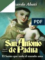 Sant'Antonio de Padua El santo - Riccardo Abati.pdf