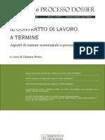 Diritto e Processo Dossier_9_2010_Contratto_tempo_determ