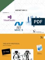 1.- Introduccion Asp.Net MVC 5