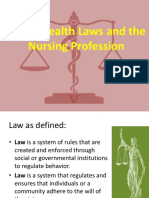 Public Health Laws affecting the Practice of Nursing.pdf