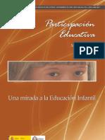 Participación educativa.Núm12. Una mirada a la Educación Infantil