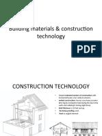 Building materials & construction technology