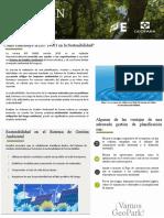 08. Boletin SGA Sostenibilidad