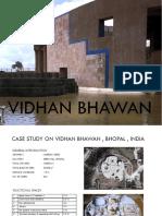 Case Study_Vidhan Bhawan, Bhopal