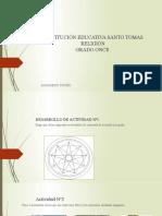 INSTITUCIÓN EDUCATIVA SANTO TOMAS
