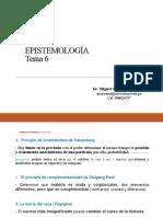 Epistemolog TEMA 6