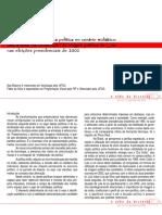 Novo formato da prática política no cenário midiático uma análise da construção da imagem pública de Lula