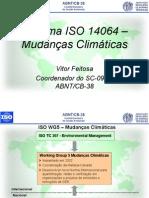 ISO 14064 - Mudancas climaticas