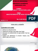 SEMANA 1 DEFINICION DE ABASTECIMIENTO DE AGUA POTABLE.pdf
