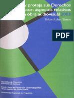 Conozca y Proteja sus Derechos de Autor_ Aspectos Relativos a la Obra Audiovisual - Felipe Rubio Torres.pdf