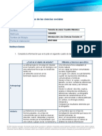 Caudillo Teresita _caracteristicas de las Ciencias Sociales