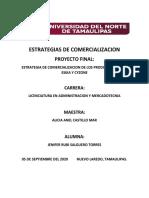 ESTRATEGIAS DE COMERCIALIZACION 1