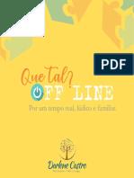 Que tal Off Line