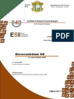 Microcontroleur NG TS STIC 1 Edition 2017 1ere partie - Copy