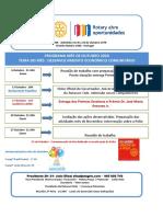 Programa Outubro 2020