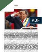 In morte di Hugo Chavez