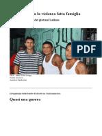 Centroamerica la violenza fatta famiglia.docx