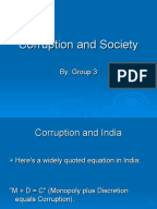 speech on corruption Corruption in india is one of the most menacing threats that our economy has been battling with ever since the independence at all levels of indian bureaucracy corruption has seemingly taken its short speech on corruption in india.