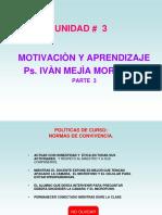 Motivación y aprendizaje 3
