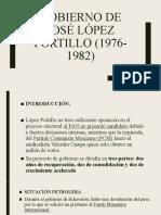 Gobierno de José López Portillo (1976-1982)