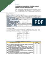 Cuestionario Marketing DIrecto & Fidelizacion de Clientes