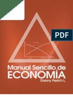 Manual Sencillo de Economia