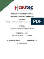 Asesoria y Consultoria Empresarial Tarea#6