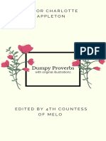 Dumpy Proverbs With Original Illustrations (Final)