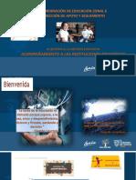 LINEAMIENTOS SIERRA capacitacion 20-21