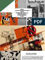 Dadaísmo y Bauhaus