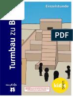 BibelSet-Turmbau-zu-Babel