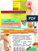 DISTOCIA FETAL