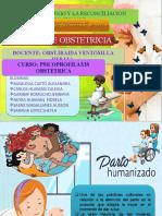 PARTO HUMANIZADO