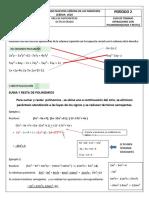 guia2. suma y resta de polinomios