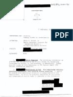 Formal CIA Referral To FBI To Investigate Clinton Campaign