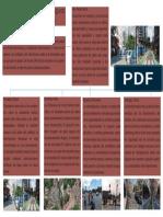 Mapa conceptual 5 ciudades seguras por el diseño