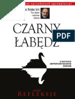 Taleb Nassim Nicholas - Czarny łabędź.pdf