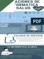 Aplicaciones de informática en salud.